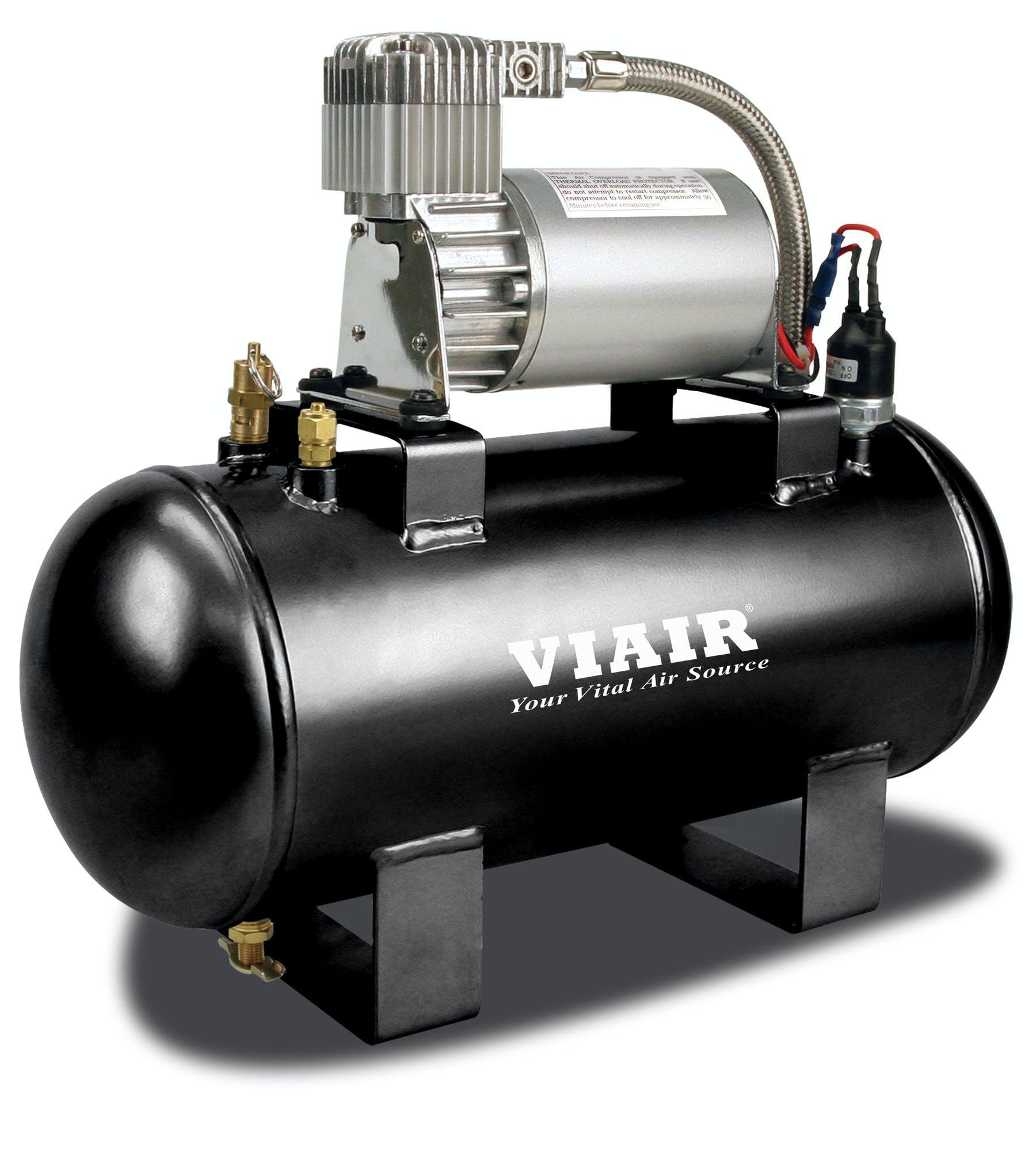 Viair 90004 Tank Port Fittings Kit