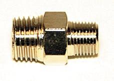 VIAIR 92840 Reducer  3/8in M NPT to 1/4in M NPT