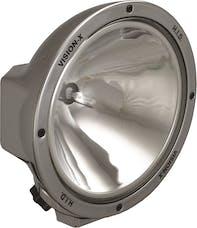 """Vision X 4003095 8.7"""" Round 50 Watt HID Spot Beam Lamp"""