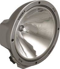 """Vision X 4003316 8.7"""" Round 35 Watt HID Spot Beam Lamp"""