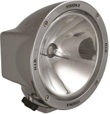 """Vision X 4003354 6.7"""" Round 35 Watt HID Spot Beam Lamp"""