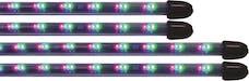 Vision X 4005013 Flexible LED Under Car Kit Multi Color
