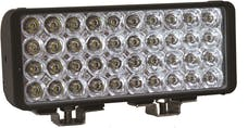 "Vision X 4007390 12"" Xmitter Double Bar Black 40 3W LED Flood"