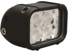 "Vision X 4007529 4"" Xmitter LED Bar Blk Four 3-Watt LEDs Flood Beam"