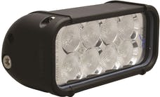"Vision X 4007581 6"" Xmitter LED Bar Eight 3-Watt LEDs Flood Beam"