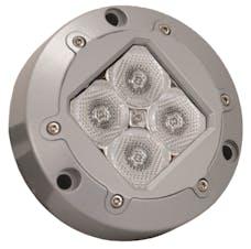 Vision X 4008694 Subaqua Underwater LED Light Four White 3-Watt LEDs Wide Beam