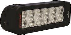"Vision X 9115603 8"" Xmitter Prime Xtreme LED Bar Blk 12 5Watt LED's 10 Deg"