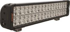 """Vision X 9116594 21"""" Xmitter Prime DBL Stack LED Bar Blk 72 5-Watt LED's 40 deg Wide"""
