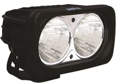 Vision X 9139548 Optimus Series Prime Square Black 2 10w LEDs Light 20° Medium
