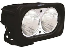Vision X 9139548 Optimus Series Prime Square Black 2 10w LEDs Light 20° Medium