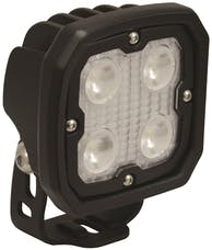 Vision X 9141619 Duralux Work Light 4 LED 40 Degree