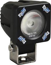 "Vision X 9888163 2"" Solstice Solo Black 10W LED 30° Wide"