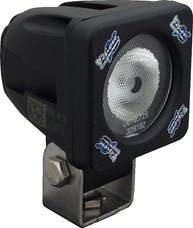 """Vision X 9888170 2"""" Solstice Solo Black 10W LED 60° Xtra Side"""