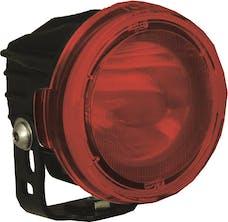 Vision X 9890920 Optimus Round Series PCV Red Cover Elliptical Beam