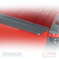 Wade Automotive 72-01691 Tailgate & Front Caps Black