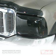 Wade Automotive 72-31244 Head Light Covers Smoke