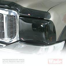 Wade Automotive 72-31254 Head Light Covers Smoke