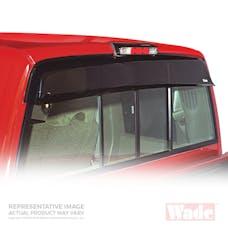 Wade Automotive 72-38102 Wind Deflectors  - Cab Guards Smoke