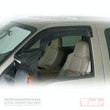 Wade Automotive 72-44464 Cab Guard Wind Deflector Smoke