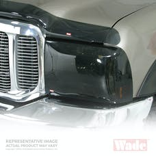 Wade Automotive 72-50275 Head Light Covers Clear