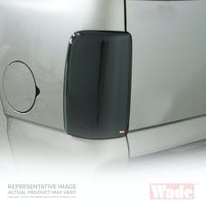 Wade Automotive 72-65808 Tail Light Covers Smoke