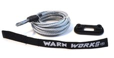 WARN 76065 Wire Rope Assembly