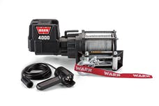 WARN 94000 4000 DC Utility Winch