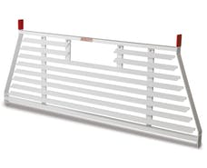 Weather Guard 1904-3-02 Louver Rack (Brite White)