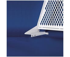 Weather Guard 1913-3 Cab Protector Mounting Kit, White