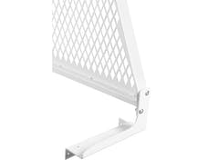 Weather Guard 1925-3-01 Cab Protector Mounting Kit, White