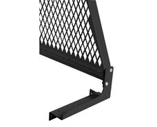 Weather Guard 1915-5-01 Cab Protector Mounting Kit, Black