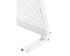 Weather Guard 1916-3 Cab Protector Mounting Kit, White