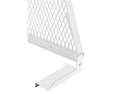 Weather Guard 1921-3-01 Cab Protector Mounting Kit, White