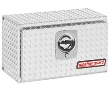 Weather Guard 622-0-02 Aluminum Mini  Underbed Box