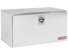 Weather Guard 650-0-02 Aluminum Jumbo Underbed Box