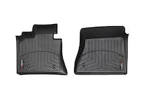 WeatherTech 446971 Front FloorLiner, Black