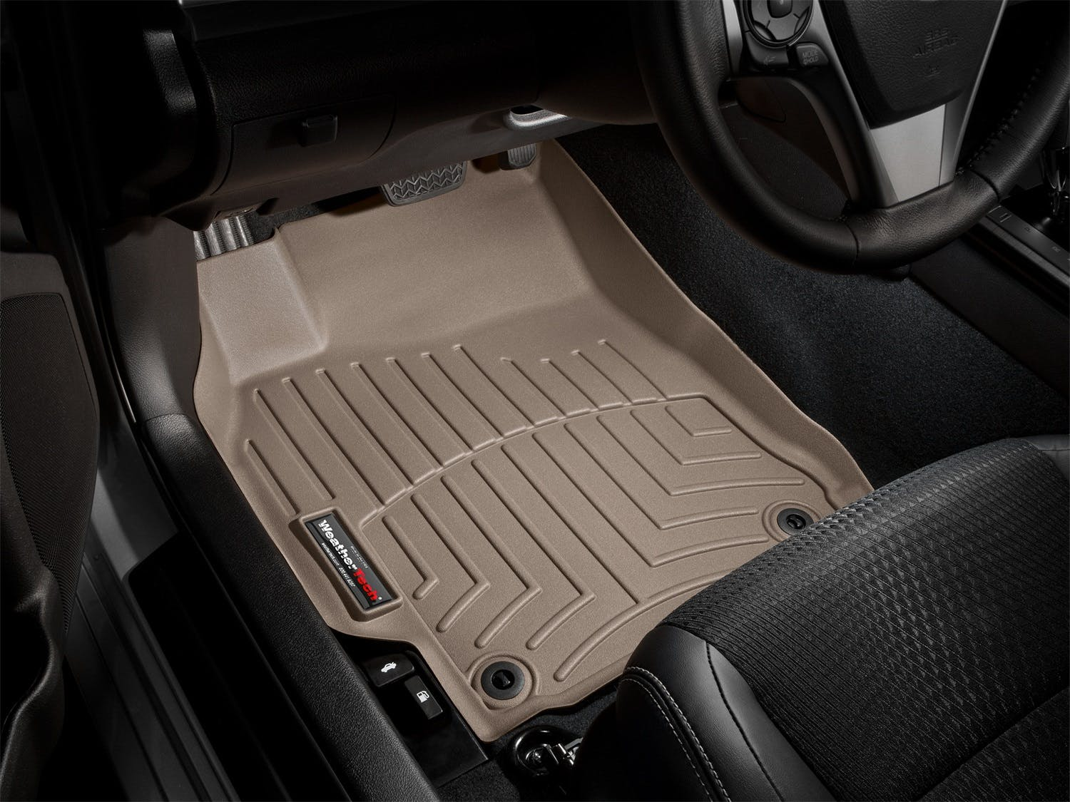 Tan WeatherTech 455431 FloorLiner