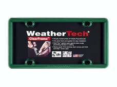 WeatherTech 8ALPCF18 Accessory, Green