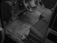 WeatherTech 445431 Front FloorLiner, Black