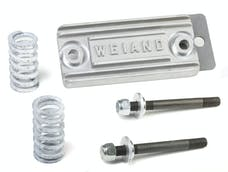 Weiand 7157WIN 671/871 FRONT POP-OFF KIT SAT