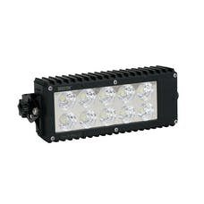 WESTiN Automotive 09-12214-30F EF LED Work Utility Light Bar 7.5 inch Flood w/3W Epistar