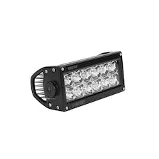 WESTiN Automotive 09-12230-12F HP LED Light Bar Low Profile Double Row 6 inch Flood w/3W Osram