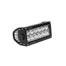WESTiN Automotive 09-12230-12S HP LED Light Bar Low Profile Double Row 6 inch Flex with 3W Osram