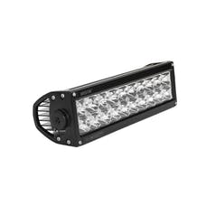 WESTiN Automotive 09-12230-20F HP LED Light Bar Low Profile Double Row 10 inch Flood with 3W Osram