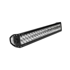 WESTiN Automotive 09-12230-40F HP LED Light Bar Low Profile Double Row 20 inch Flood with 3W Osram