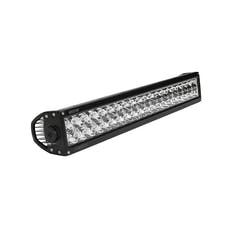 WESTiN Automotive 09-12230-40S HP LED Light Bar Low Profile Double Row 20 inch Flex with 3W Osram