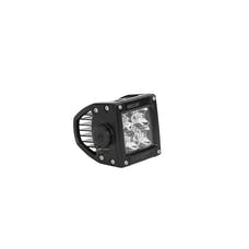 WESTiN Automotive 09-12230-4F HP LED Light Bar Low Profile Double Row 2 inch Flood w/3W Osram