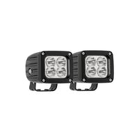 WESTiN Automotive 09-12252B-PR Quadrant LED Auxiliary Light Black