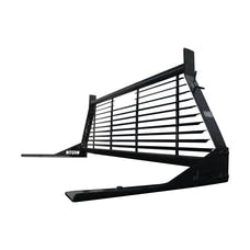 WESTiN Automotive 57-8025 HD Headache Rack Black