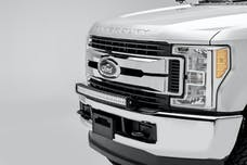 ZROADZ LED Lighting Solutions Z325472 ZROADZ Front Bumper Top LED Bracket